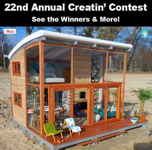 22th Creatin' Contest Results