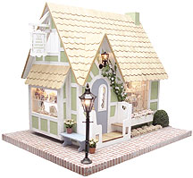 Sugarplum Cottage kit