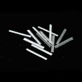 Set of 12 Clear Heat Shrink Tubes