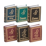 6-Pc. Jane Austen Book Set