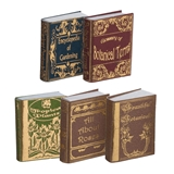 5-Pc. Gardening Reference Book Set