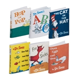6-Pc. Dr. Seuss Book Set