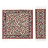 Winter Garden Square Rug and Runner Set