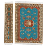 Irmak Medium Rectangle Rug with Runner