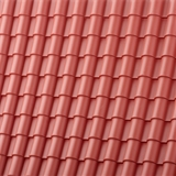 Large Spanish Barrel Tile Roofing Sheet
