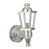 Windward Carriage Battery-Operated LED Lamp