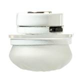 Manning White Ceiling Light by Houseworks