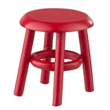Small Red Stool