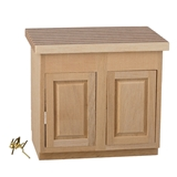 The Kitchen Collection - Center Island Cabinet