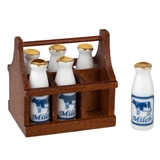Old-Fashioned Milk Carrier from Reutter Porzellan