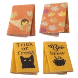 Fall Tea Towels Kit