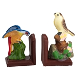 Beautiful Bird Bookends