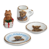 4-Pc. ABC Dish Set by RP