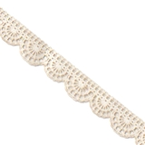 Small Fan Lace Strip