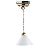 Banbury Hanging Lamp by Houseworks