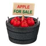 Apple Sale Barrel