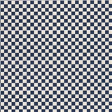 Blue Mini Check Tile Sheet