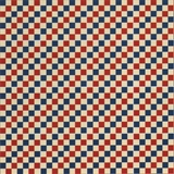 Red and Blue Mini Check Tile Sheet