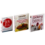 3-Pc. Recipe Book Set