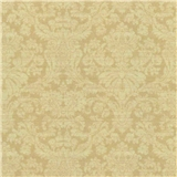 Ivory Damask Wallpaper