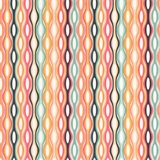 Retro Ogee Stripe Specialty Paper