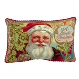 A Blissful Christmas Pillow