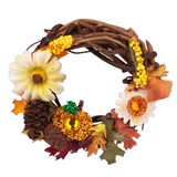 Fall Enchantment Wreath