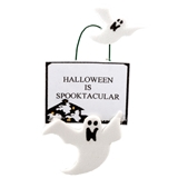 Halloween is Spooktacular Sign