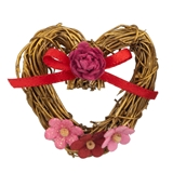 Romantic Heart Wreath