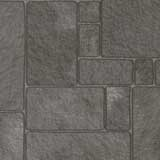Worn Flagstone Flooring Paper