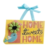 Home Tweet Home Sign