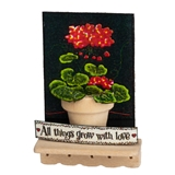 Grow with Love Wall Shelf