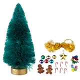 Christmas Tree with Decorating Set