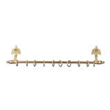Brass Extending Curtain Rod