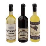 Sauvignon Blanc, Merlot and Riesling Wine Set