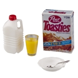 4-Pc. Post Toasties™ Breakfast Set