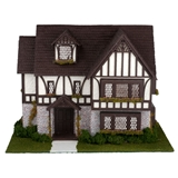 1/48 Scale Tudor House Kit