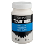 Traditions® White Gesso