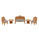 1/144 Scale Victorian Living Room Furniture Kit
