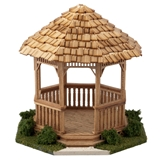 1/48 Scale Gazebo Kit
