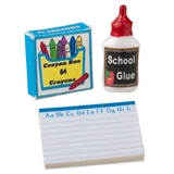 3-Pc. School Supplies Set