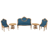 1/48 Scale Victorian Living Room Furniture Kit