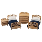 1/48 Scale Victorian Child's Room Furniture Kit