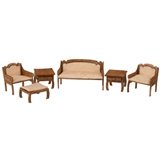 1/48 Scale Traditional Living Room Furniture Kit