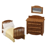 1/48 Scale Traditional Child's Room Furniture Kit