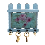Country Fence Keyholder