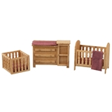 1/48 Scale Country Nursery Furniture Kit