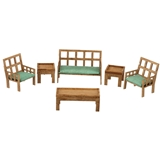 1/48 Scale Modern Living Room Furniture Kit