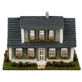 1/144 Scale Cape Cod House Kit