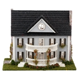 1/144 Scale Classic Colonial House Kit